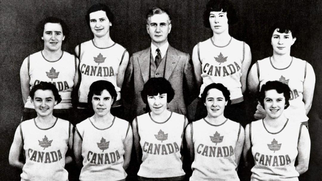1936_Berlin_Womens_Basketball