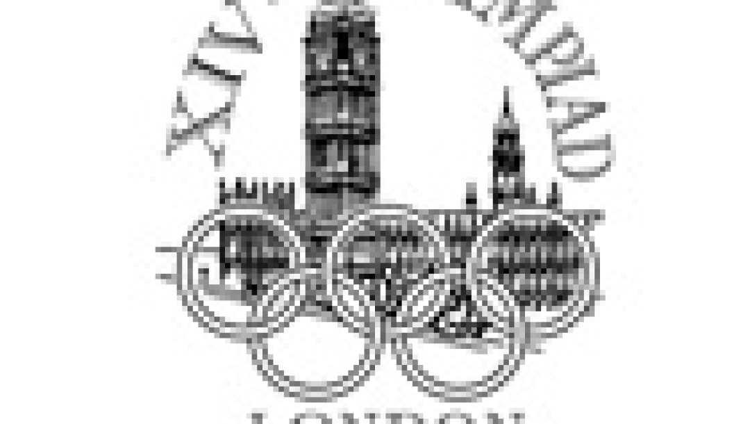 1948_london_Olympic_Games_logo