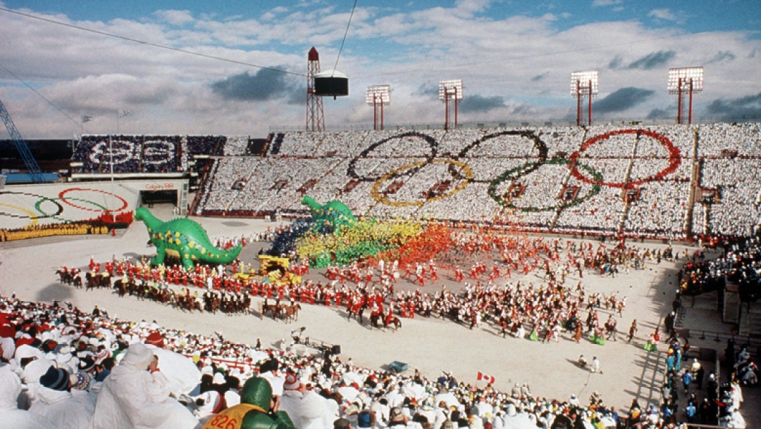 1988_Calgary_Opening_ceremonies