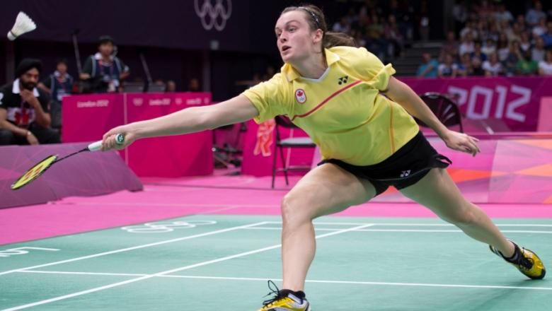Alexandra Bruce en pleine action