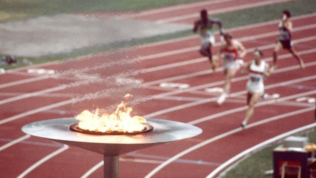 The Flame Burns On