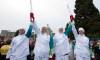 Des Olympiens canadiens participent au relais de la flamme olympique de Vancouver 2010