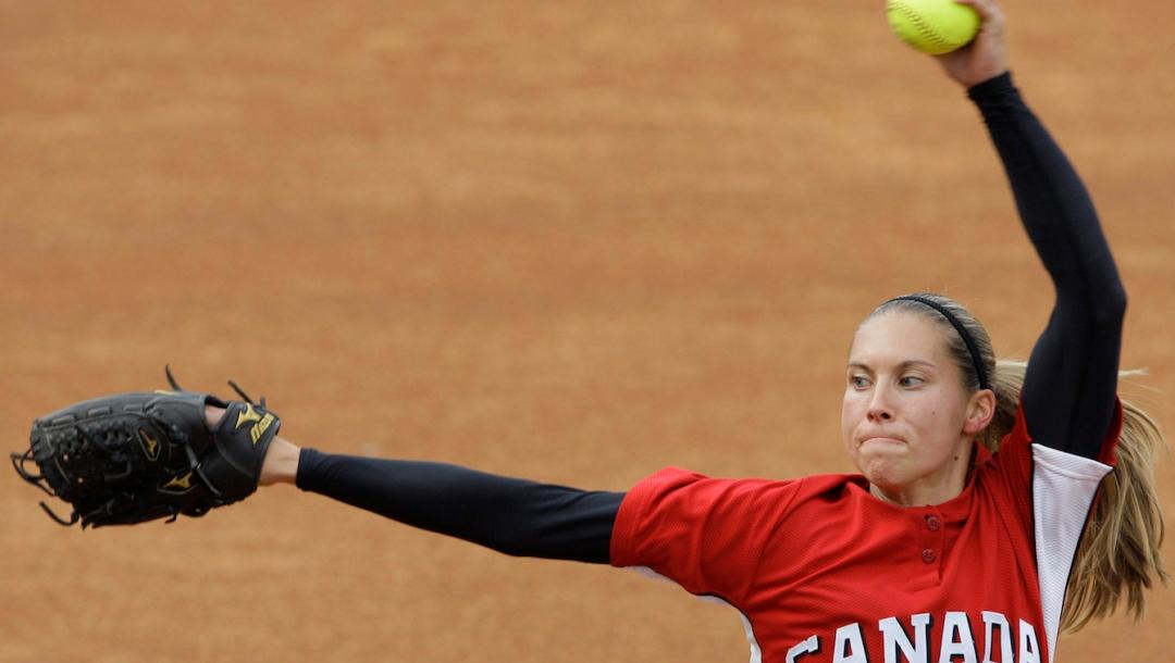 Équipe Canada- Lauren Bay Regula - Softball