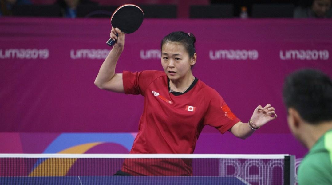 Mo Zhang en action
