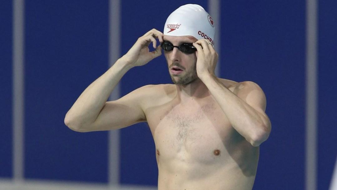 Equipe Canada - natation - ryan cochrane