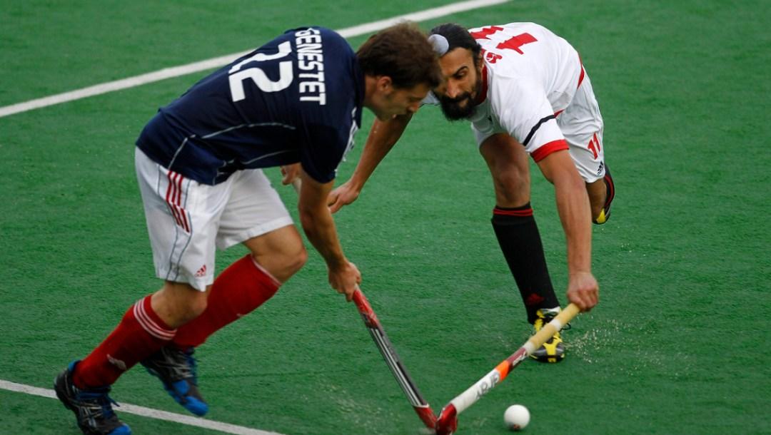 India Canada France Hockey
