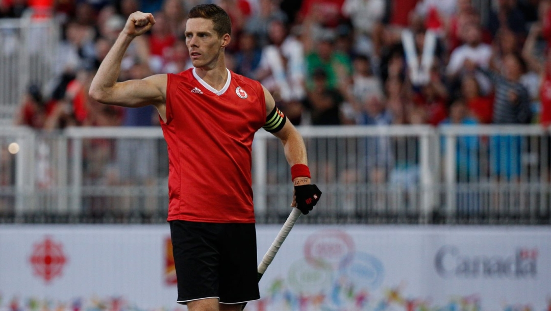 Team Canada Scott Tupper Toronto 2015