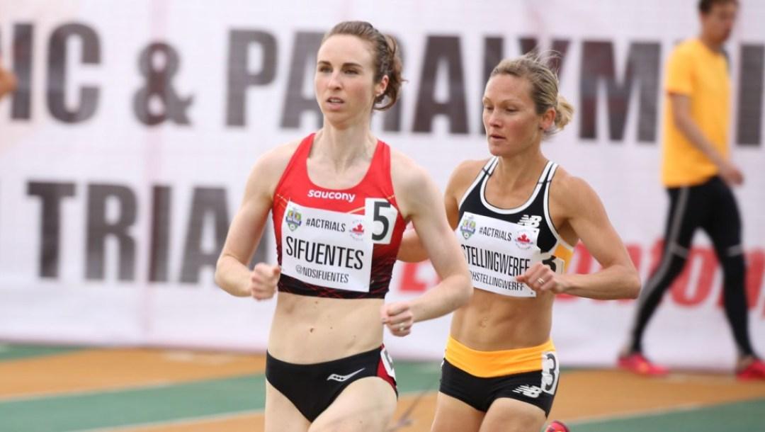 Equipe canada - Hilary Stellingwerff -athletisme