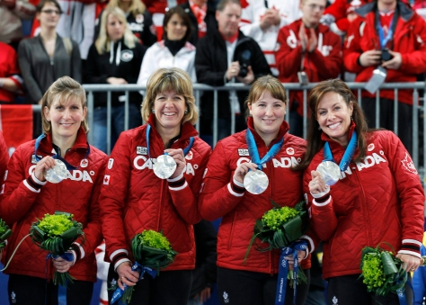 Cori Bartel; Susan O'Connor; Cheryl Bernard; Carolyn Darbyshire