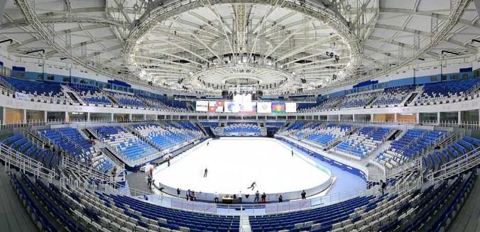 Photo : Les Jeux Olympiques d'hiver à Sotchi en 2014