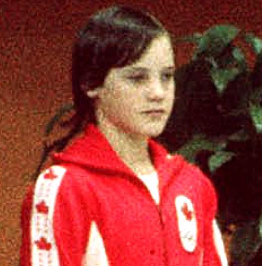 La jeune Robin Corsiglia