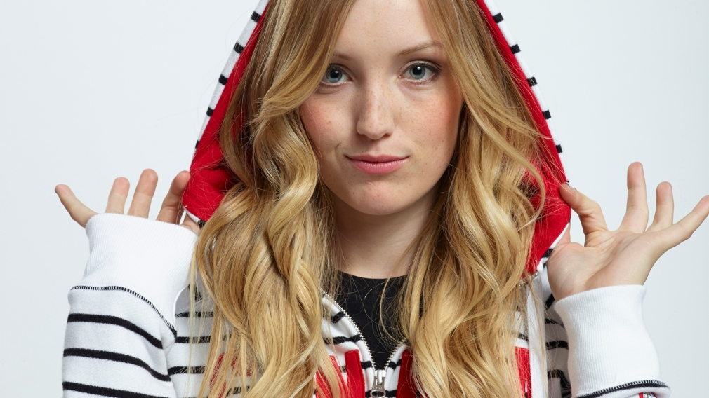 Décompte des 14 meilleurs espoirs québécois pour Sotchi 2014 : Justine Dufour-Lapointe