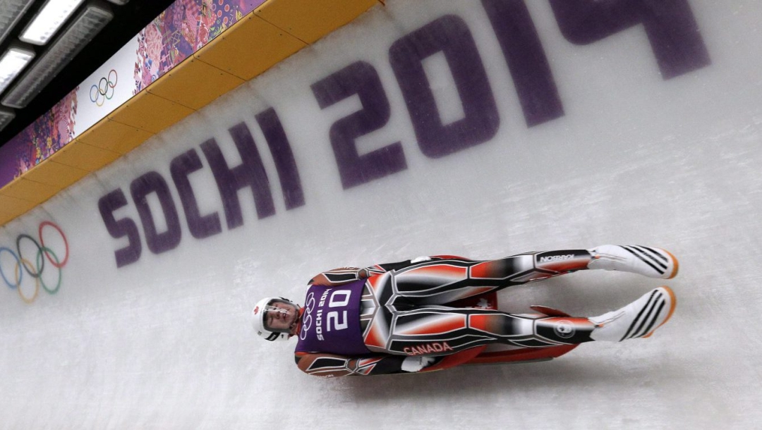 Equipe Canada - Mitchel Malyk Sochi Olympics