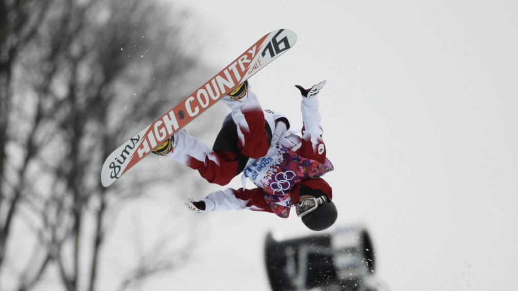 Équipe Canada - Team Canada - Derek Livingston