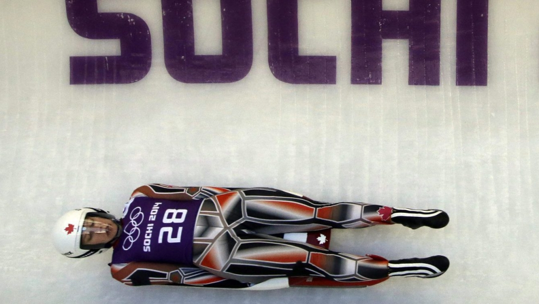 Alex Gough Sochi Olympics Luge Women