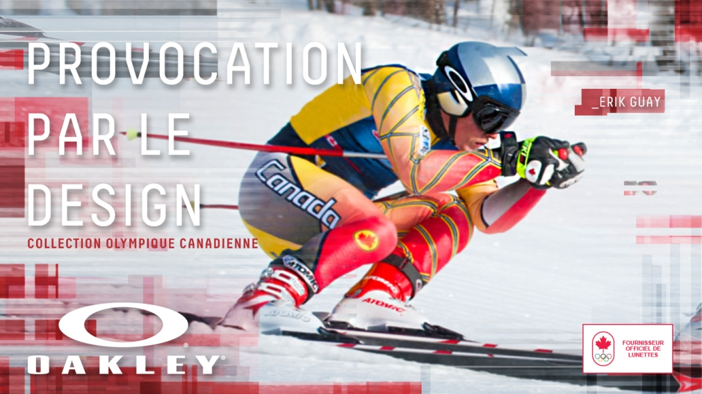 Oakley collection olympique canadienne