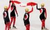 Le relais féminin rafle l'argent à Sotchi