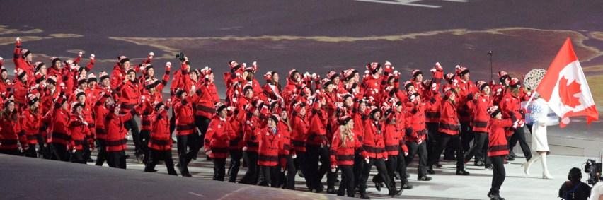 L'Équipe olympique canadienne 3