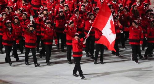L'Équipe olympique canadienne 7