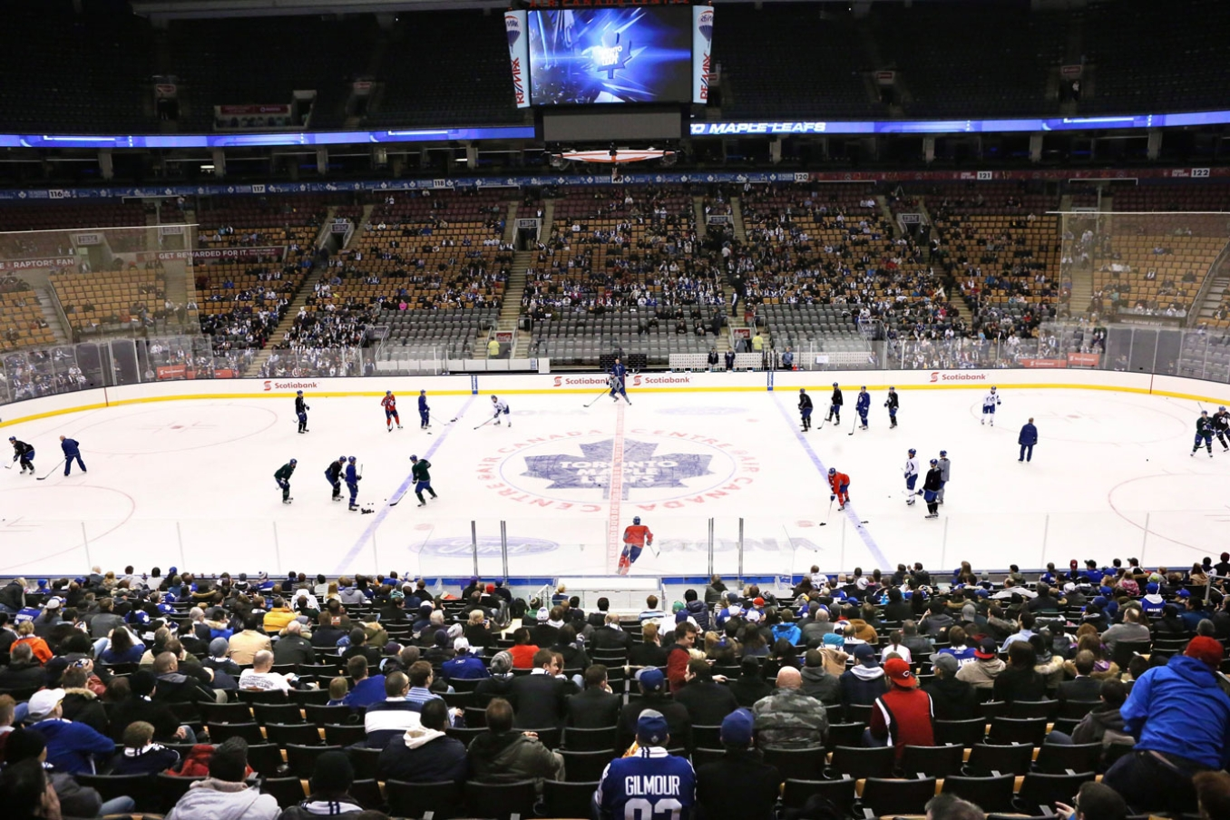 Air Canada Centre. Photo : PC