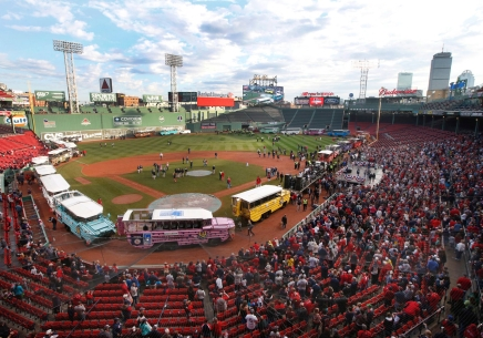 Fenway Park. Photo : PC