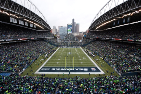 CenturyLink Field. Photo : PC