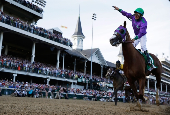 Churchill Downs. Photo : PC