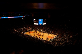 Madison Square Garden. Photo : PC