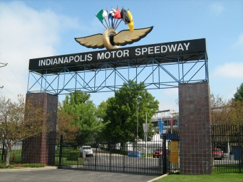 Indianapolis Motor Speedway. Photo : PC