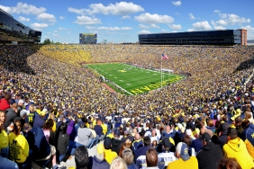Michigan Stadium. Photo : PC
