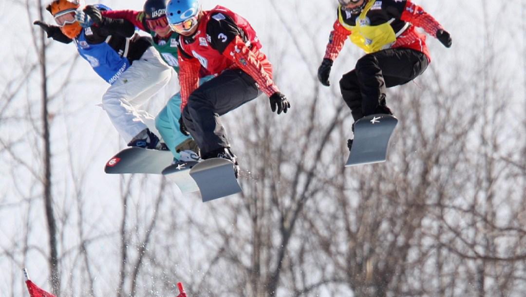 Snowboard Cross 20120208