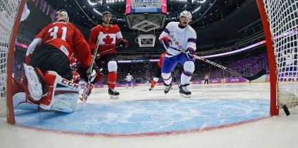 Canada vs Norvège