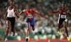 Comment fait le sprinteur olympique pour atteindre une vitesse de plus de 40 km/h?