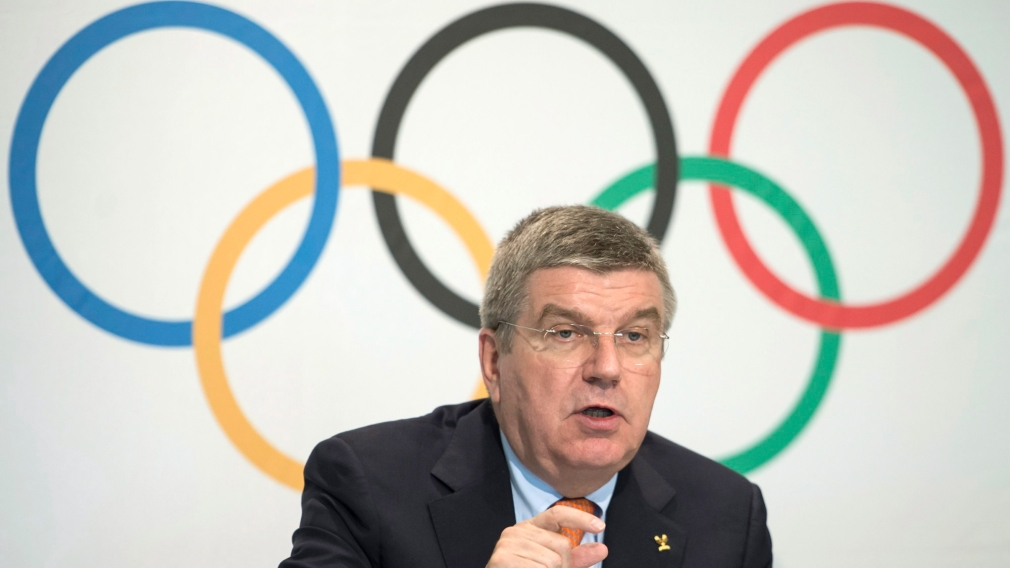 Thomas Bach participera aux festivités de la Journée Excellence olympique Canada
