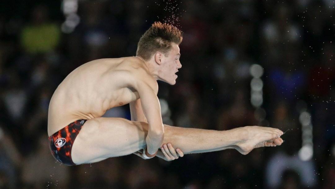 Equipe Canada - plongeon - vincent riendeau