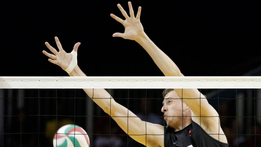 Equipe Canada - volleyball - Graham Vigrass