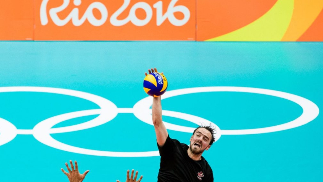 Equipe Canada - volleyball - Nick Hoag