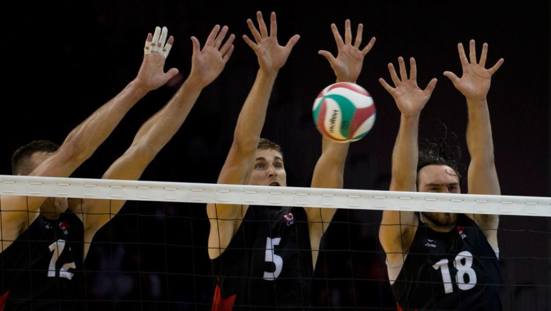 Equipe Canada - volleyball - Rudy Verhoeff