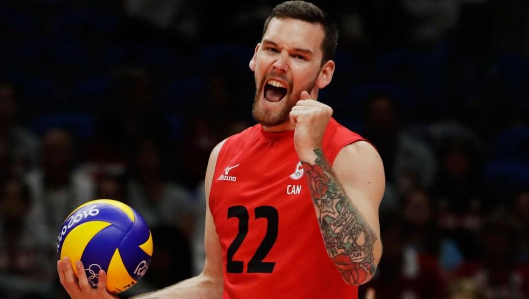 Equipe Canada - volleyball - Steve Marshall
