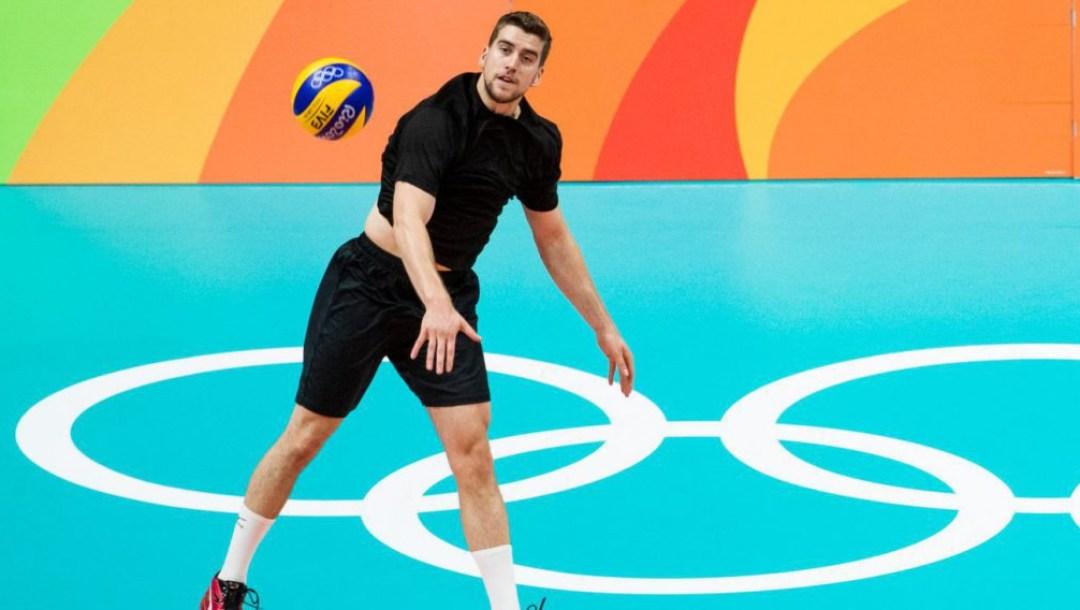 Equipe Canada - volleyball - TJ Sanders