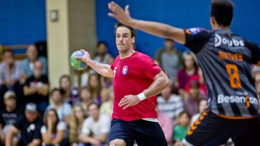 L'équipe canadienne de handball nommée pour TO2015