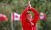 Barber fracasse le record canadien du saut à la perche quatre jours après avoir remporté l'or à TO2015