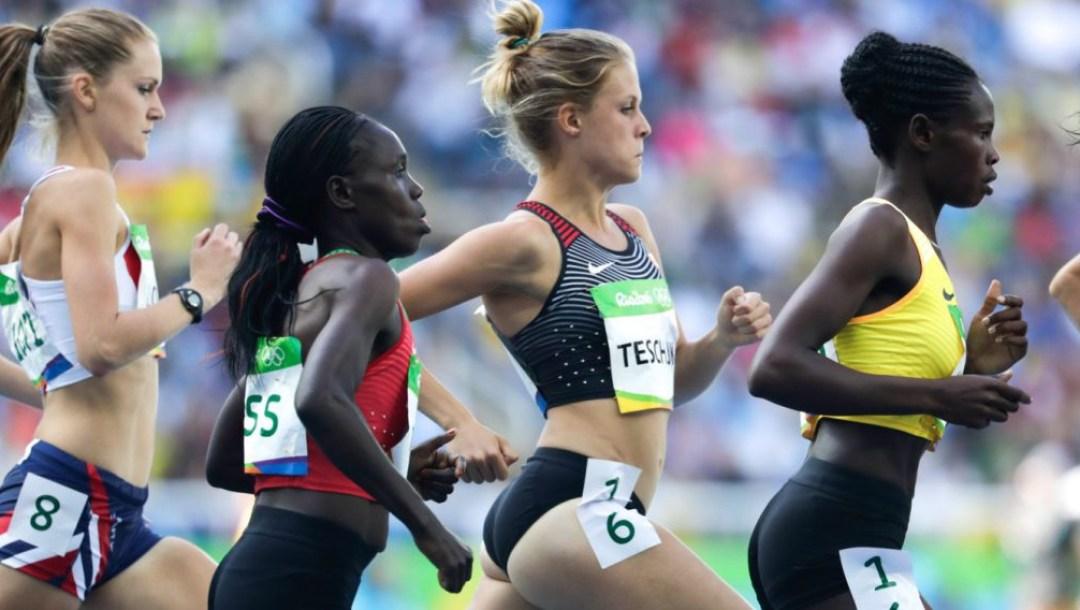Equipe Canada - athletisme - Erin Teschuk