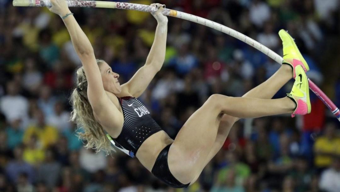 Equipe Canada - athletisme - Kelsie Ahbe
