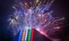 Les anneaux olympiques illuminent Montréal
