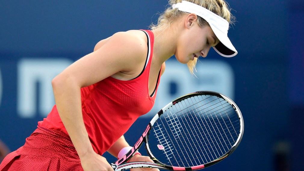 Eugenie Bouchard éliminée au 2e tour du tournoi de Cincinnati