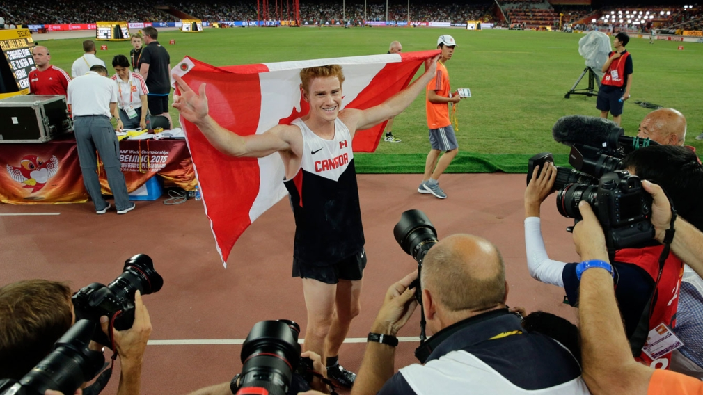 Destination Rio : Shawn Barber