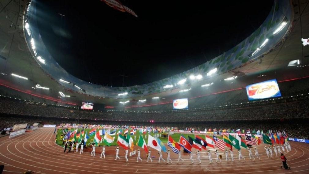 Résumé des Mondiaux d'athlétisme: Drouin conclut avec l'or