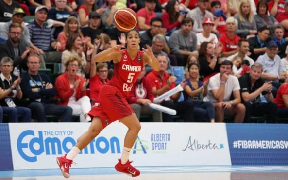 Kia Nurse (Photo: FIBA)