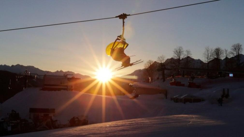 [QUIZ] Apprenez-en davantage sur les sports d'hiver – ski et surf des neiges